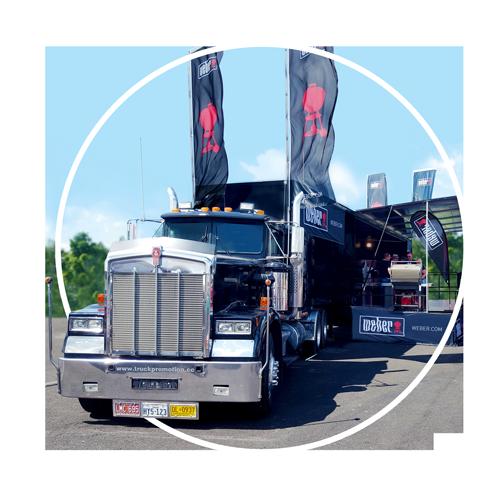Weber Truck